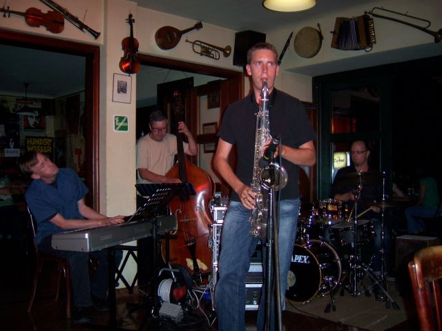 JAZZ-GIG im Cafe Altes Depot